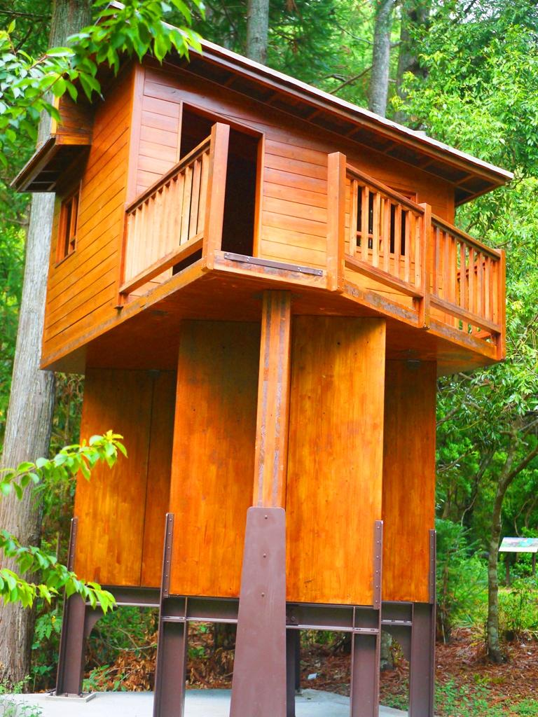 小木屋 | Aowanda National Forest Recreation Area | Qinai | Renai | Nantou | RoundtripJp