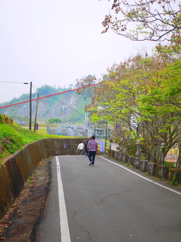 桶頭吊橋入口小巷   被大自然包圍   空氣清爽   台灣旅人   竹山   南投   和風臺灣   巡日旅行攝