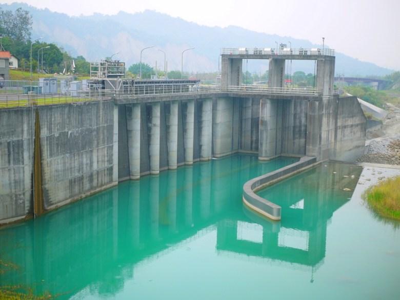 青い溪流   清水溪   日本味   自然景觀   桶頭攔河堰   Takeyama   Zhushan   Nantou   RoundtripJp