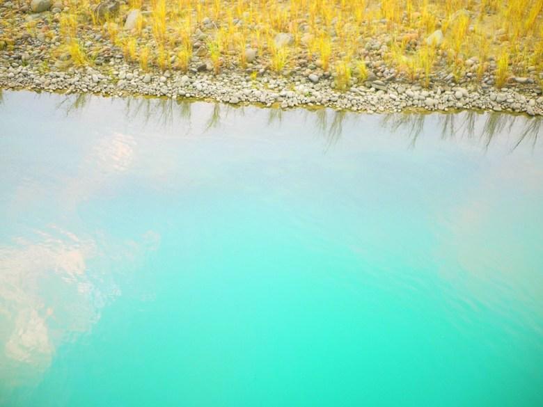 青綠色的溪水   絕美自然景緻   夢幻的青色色彩   日本味   Takeyama   Zhushan   Nantou   RoundtripJp