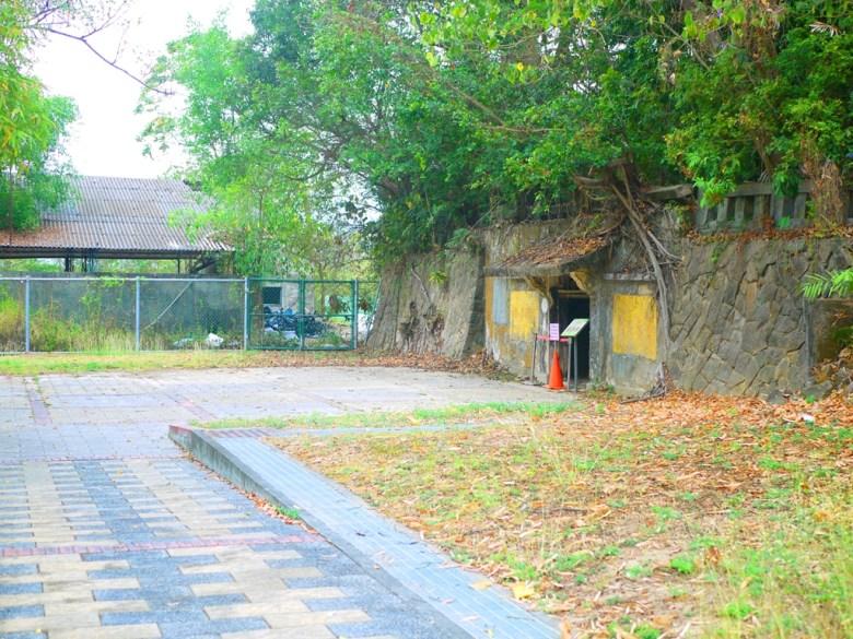 新化神社地下遺構 | 防空洞 | 虎頭埤風景區內 | 新化 | 台南 | 巡日旅行攝