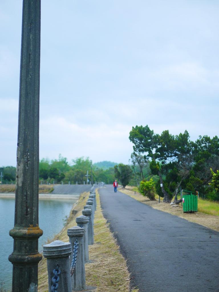 環湖步道 | 台灣第一水庫 | 虎頭埤風景區內 | 新化 | 台南 | 巡日旅行攝