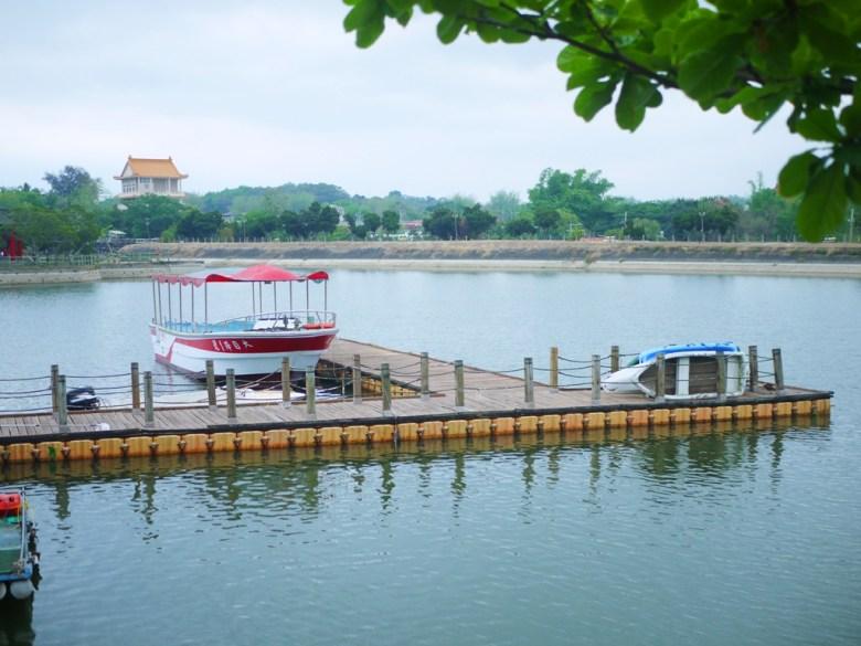 第一碼頭 | 大目降一號 | 遊覽船 | 虎頭埤風景區內 | シンホワ | たいなんし | RoundtripJp