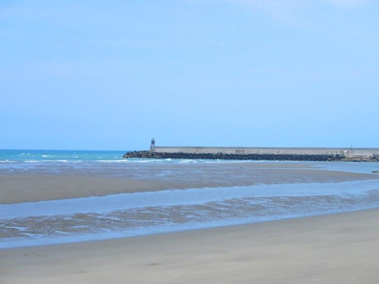 台61線下最美海岸線   蔚藍大海   日本味   苑港觀光漁港秘境海灘   ユエンリー   ミアオリー   RoundtripJp