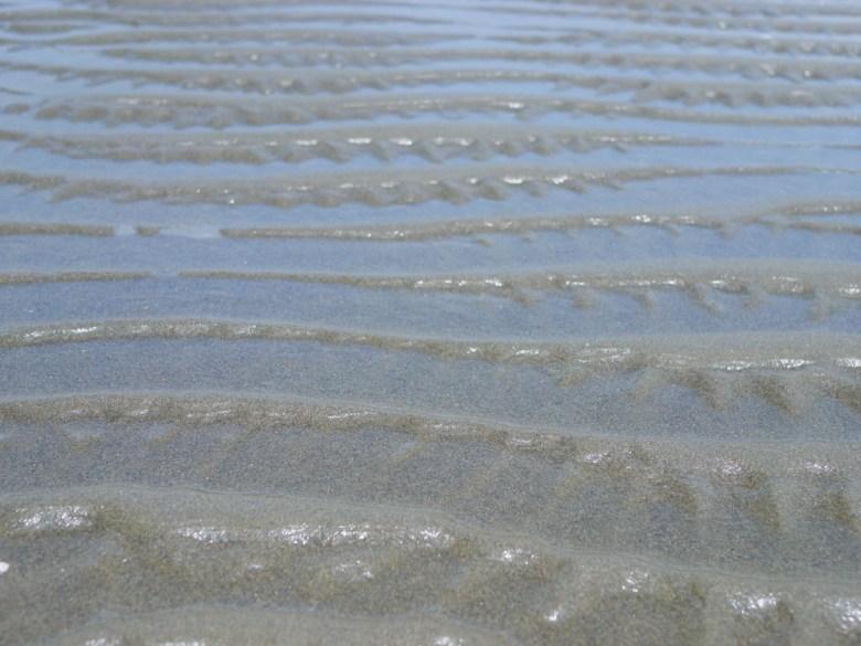 海水味   沙子   西海岸   秘境沙灘   苑港觀光漁港秘境海灘   ユエンリー   ミアオリー   RoundtripJp