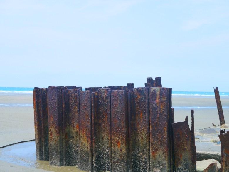 滄桑   大海   寧靜   西海岸   秘境沙灘   苑港觀光漁港秘境海灘   ユエンリー   ミアオリー   巡日旅行攝