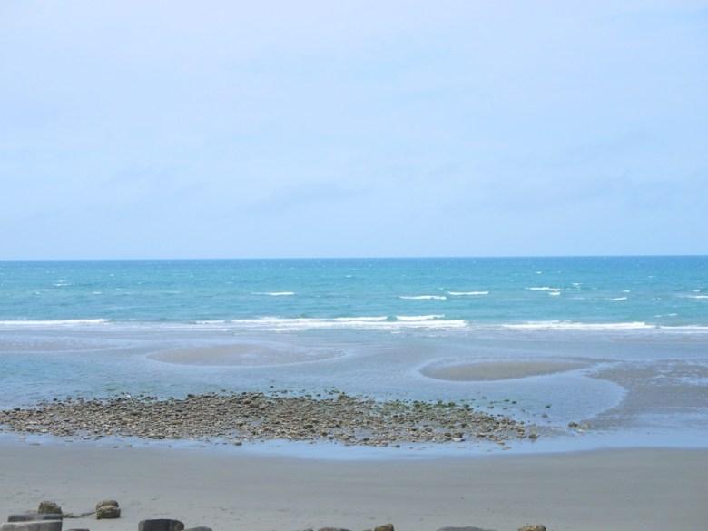藍色大海   沙灘   壯闊的大海景緻   苑港觀光漁港秘境海灘   ユエンリー   ミアオリー   巡日旅行攝