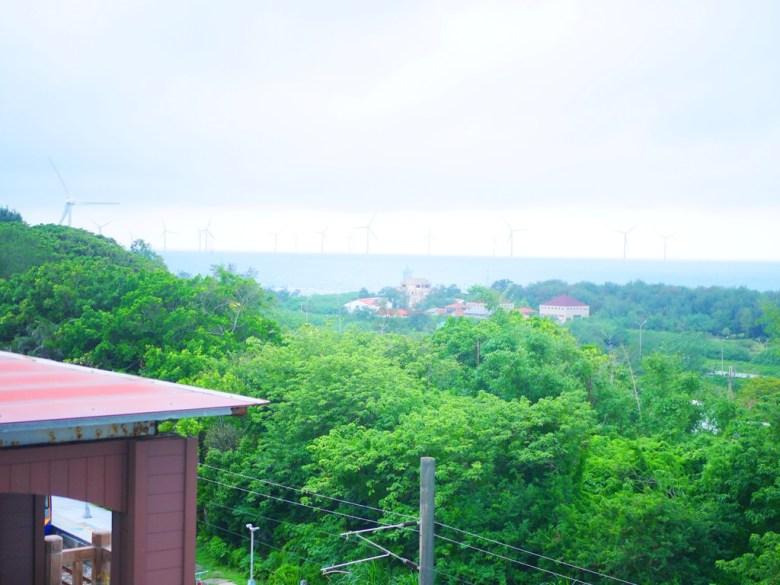 從崎頂觀景台鳥瞰台灣海峽 | 海上風機 | Gi Ding View Platform | チーディン | ジューナン | ミアオリー | RoundtripJp