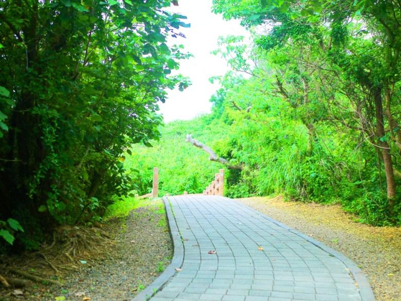 從崎頂觀景台往崎頂隧道文化公園方向 | 往崎頂一、二號子母隧道 | チーディン | ジューナン | ミアオリー | RoundtripJp