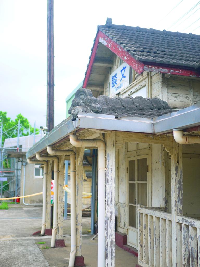 鄉下車站   海線車站   無人車站   秘境車站   だんぶんえき   タンウェン   ザオチアオ   ミアオリー   Tanwen   Zaoqiao   Miaoli   巡日旅行攝