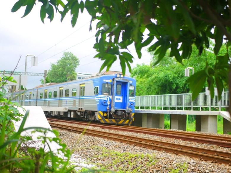 美麗的台灣火車   台鐵區間車   造橋駅   山線鐵路   ザオチャオえき   ザオチアオ   ミアオリー   巡日旅行攝