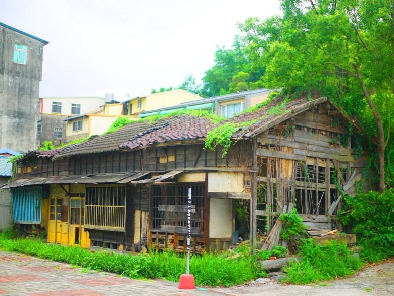 造橋日式驛長宿舍園區旁的廢棄日式木造建築   見證歷史的滄桑感   ザオチャオえき   Zaoqiao   Miaoli   RoundtripJp