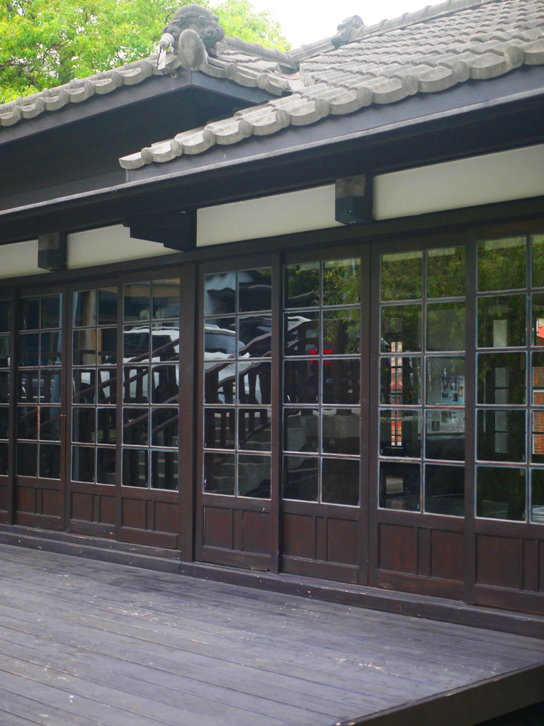 縁側   えんがわ   日式建築   網美景點   日本味   造橋日式驛長宿舍園區   ザオチャオえき   Zaoqiao   Miaoli   RoundtripJp