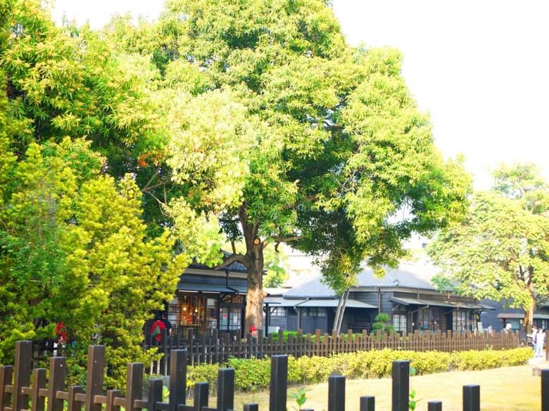綠意盎然   綿延不絕的日式建築群   和風聚落   有著岐阜縣北部高山老街的味道   檜意森活村   Hinoki Village   とう-く   かぎし   RoundtripJp