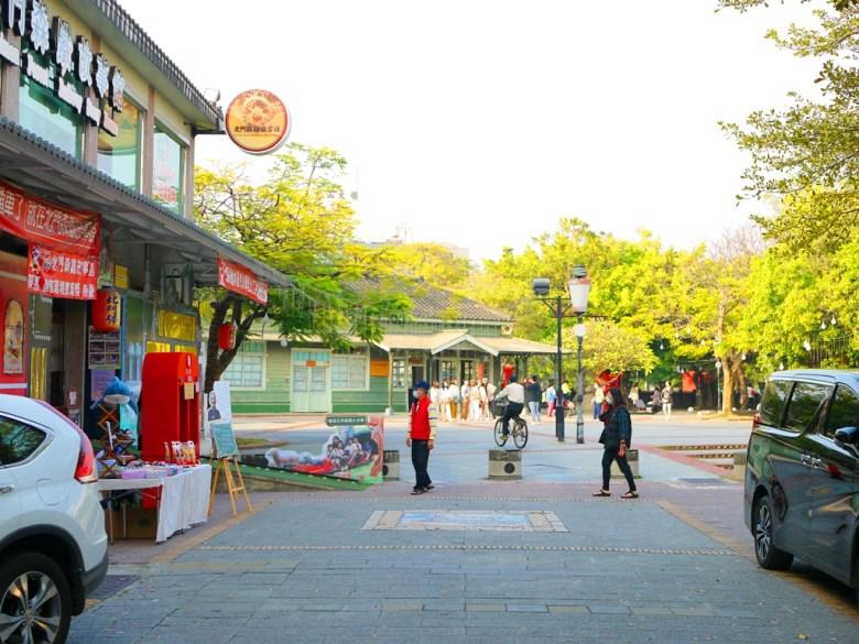 北門車站廣場 | 昭和時代感 | 日本味 | 台灣旅人 | 日式氛圍 | 阿里山森林鐵道起點 | 北門駅 | 和風臺灣 | RoundtripJp