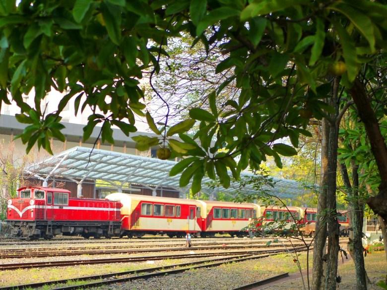 北門車站 | 北門駅 | Beimen Station | 台鐵列車APC9 | 與日本黑部峽谷鐵道締結為姊妹鐵路 | とうく | かぎし | East District | Chiayi | 巡日旅行攝