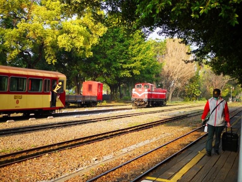 森林小火車 | 阿里山森林鐵路的起點 | 北門駅 | とうく | かぎし | East District | Chiayi | RoundtripJp