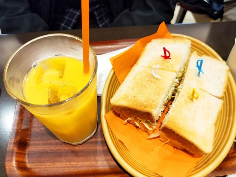 三明治 | Sandwich | サンドイッチ | 西式料理 | 洋食 | 巡日旅行攝 | RoundtripJp