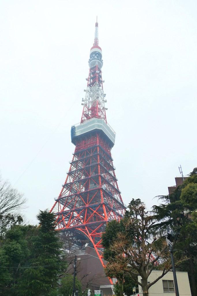 東京鐵塔 | 東京タワー | とうきょうタワー | 港區 | 東京 | 日本 | 巡日旅行攝