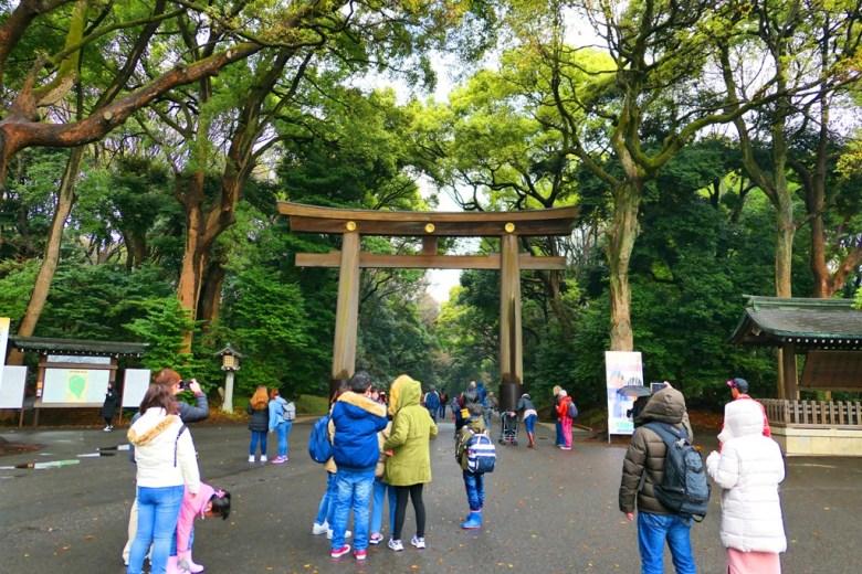 明治神宮 | めいじじんぐう | 神社 | 澀谷區 | 東京 | 日本 | 巡日旅行攝