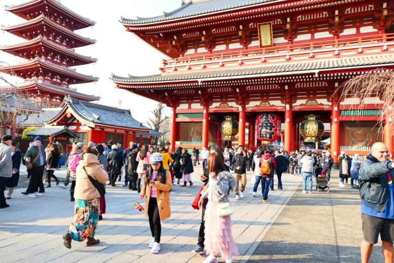 淺草寺 | せんそうじ | 金龍山 | 小舟町 | 台東區 | 東京 | 日本 | Roundtripjp