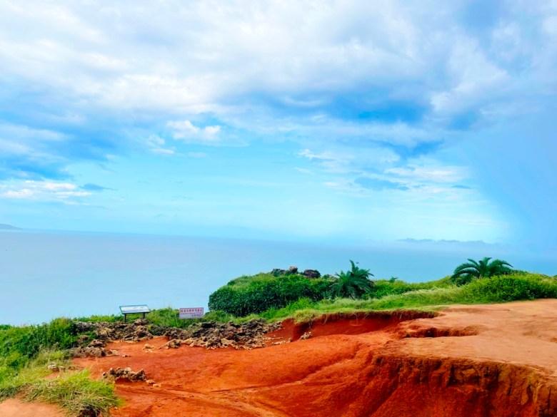 崩崖地形   遠眺蘭嶼島   大自然   ホンチュン   ピンドンけん   Hengchun   Pingtung   和風臺灣   巡日旅行攝   RoundtripJp