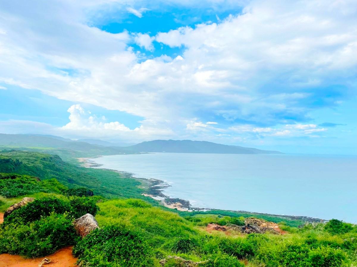 唯美海岸線 | 美麗的台灣 | ホンチュン | ピンドンけん | Hengchun | Pingtung | Wafu Taiwan | 巡日旅行攝 | RoundtripJp