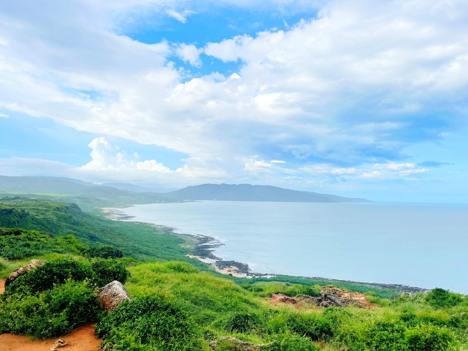 唯美海岸線   美麗的台灣   ホンチュン   ピンドンけん   Hengchun   Pingtung   Wafu Taiwan   巡日旅行攝   RoundtripJp