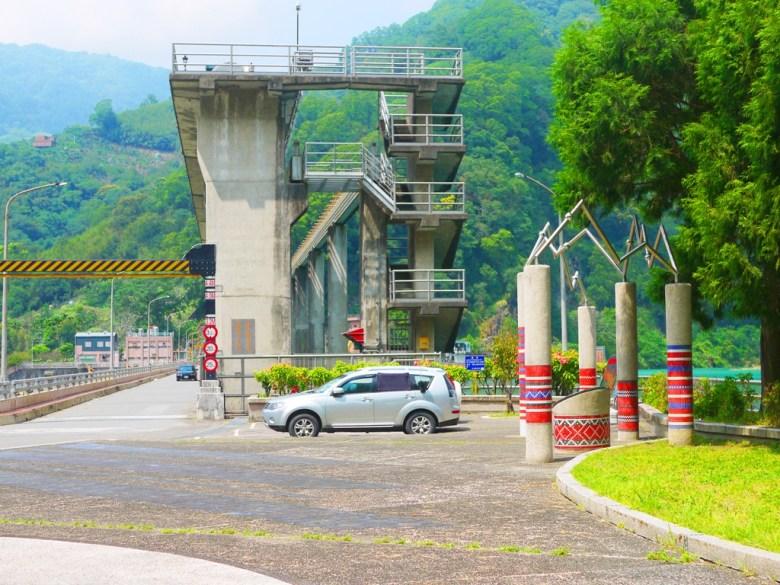 壯觀的水壩 | 士林壩 | 士林攔河堰 | タイアン | たいあん | ミアオリー | Wafu Taiwan | 巡日旅行攝 | RoundtripJp