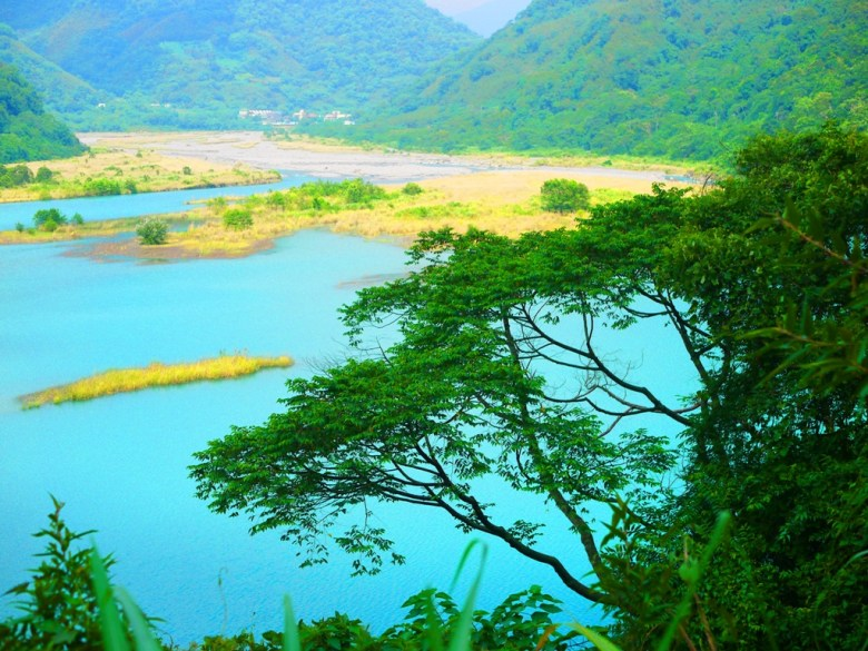 綠 | Green | 自然綠 | 滿滿的綠色 | 山川美景 | タイアン | たいあん | ミアオリー | Wafu Taiwan | 巡日旅行攝 | RoundtripJp