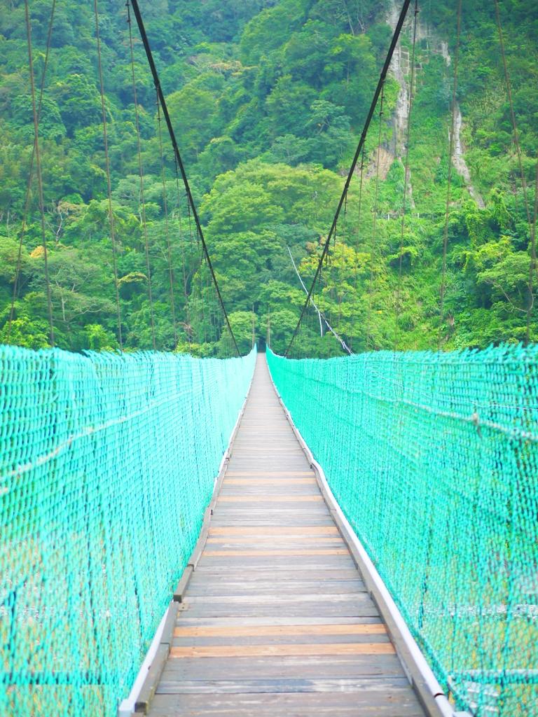 十分險峻的象鼻吊橋 | 需要十足的膽量 | 高聳而老舊 | タイアン | たいあん | ミアオリー | Wafu Taiwan | 巡日旅行攝 | RoundtripJp