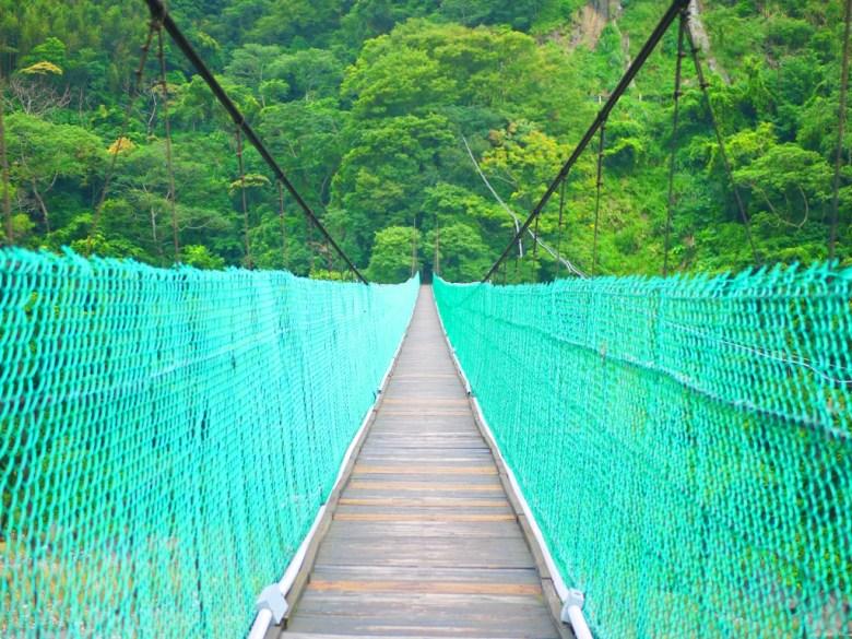 跨距超長的象鼻吊橋 | 十分具有挑戰性 | 秘境吊橋 | タイアン | たいあん | ミアオリー | Wafu Taiwan | 巡日旅行攝 | RoundtripJp