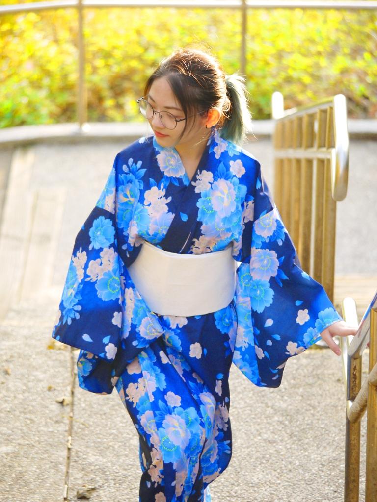 有著你的名字動畫真實場景的樓梯   日本味   日本和服   日本浴衣   びょうりつし   ミアオリー   Wafu Taiwan   巡日旅行攝   RoundtripJp