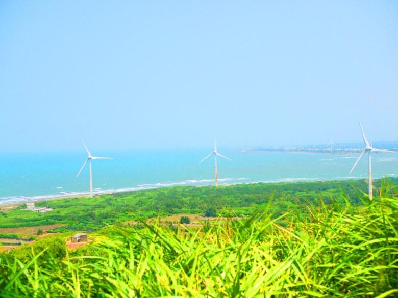 白色風車   海岸線   良田美景   台灣風景   ホウロン   こうりゅう   ミアオリーミアオリー   Wafu Taiwan   巡日旅行攝   RoundtripJp