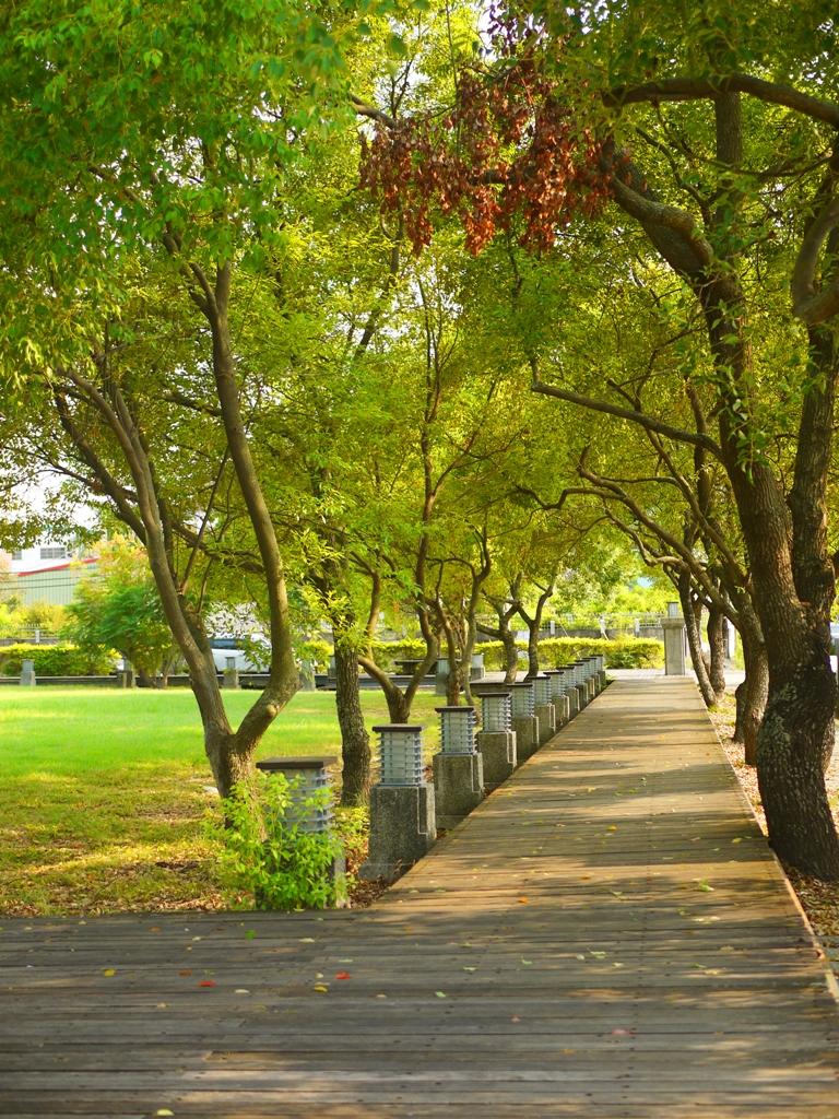 日本味道的步道 | 偌大的草皮 | 安靜的林蔭步道 | みんゆう | かぎし | Wafu Taiwan | 巡日旅行攝 | RoundtripJp