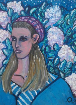 """Masha and the Hydrangeas"" 2016"
