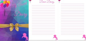 How to make a cool secret diary with paper