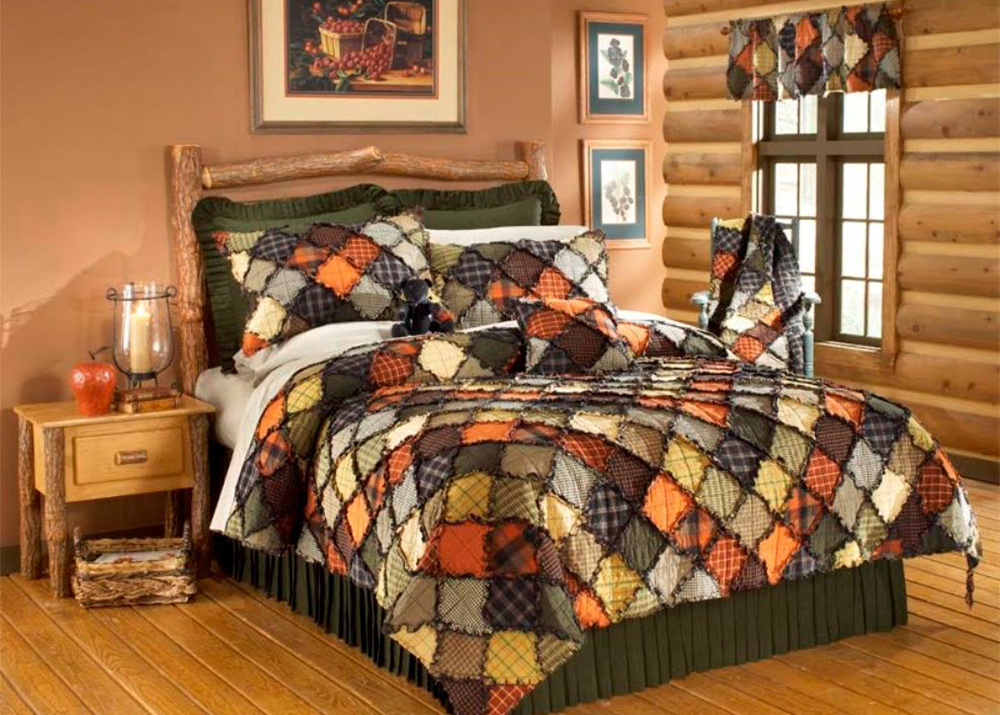 Rustin Home Decor - Donna Sharp Woodland Bedding Set