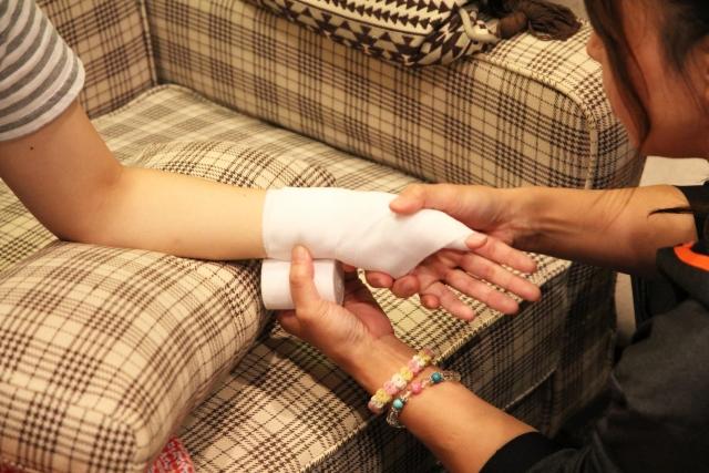 腱鞘炎の労災認定
