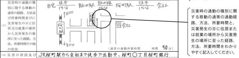 様式16号の3経路図