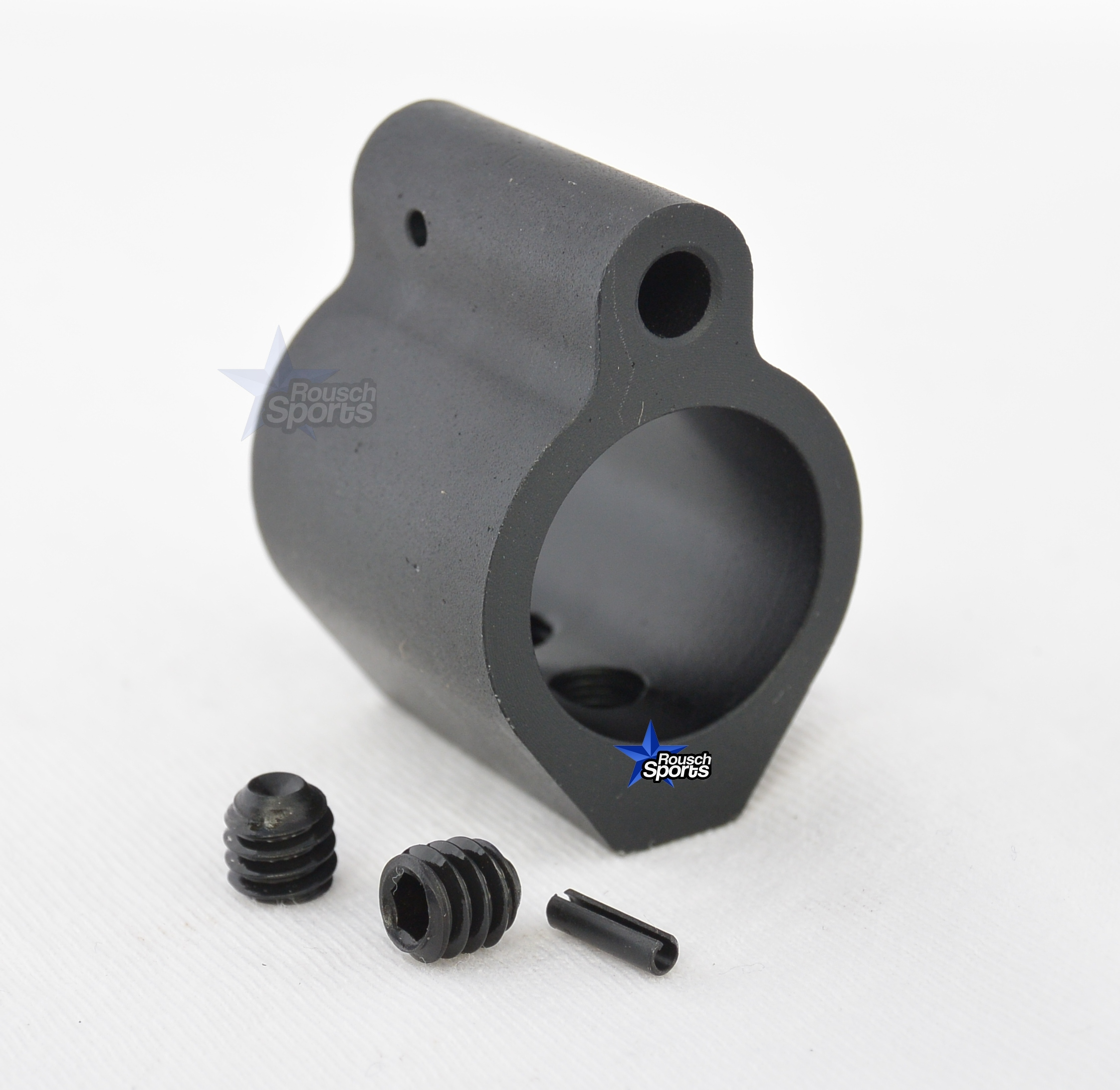 Low Profile Micro Gas Block Aluminum .750 M16 AR15 M4 Austin Texas