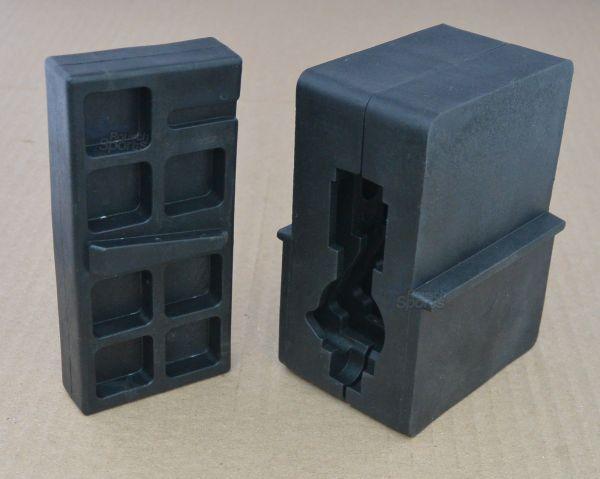 Upper Lower Receiver Vise Block Combo Gunsmith Armorers tool kit .2235.556 300 Blackout 6.5 grendel