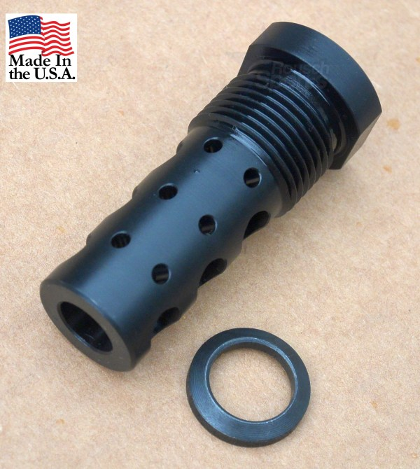 GRBV2 MULTIPURPOSE MUZZLE BRAKE EXTERNAL THREAD ADAPTER 9mm AR15 Ar 15 M4 M16 Best wholesale discount parts price Austin Texas San Antonio New braunfels georgetown roundrock Texas Oklahoma