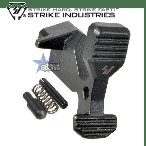 Strike Industries Ehanced Bolt Catch .223 5.56 .308 AR 15 M4 M16 Best Discount Wholesale AR Parts and Accessories Austin Texas