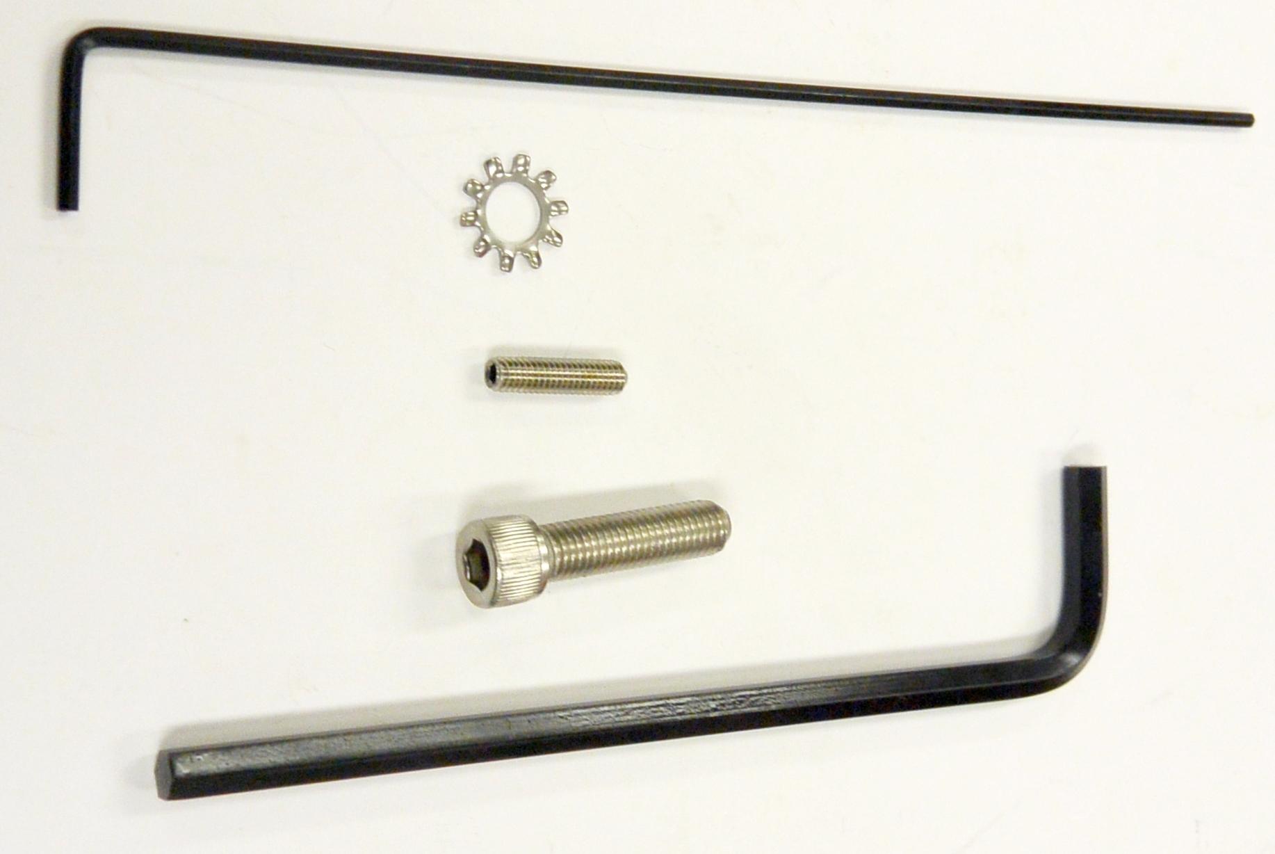 AR15 AR10 Mil-Spec Trigger Creep Adjustment Pistol Grip Screw .223 5.56 AR 15  10 M4 M16 Best Discount Wholesale AR Parts and Accessories Austin Texas USA