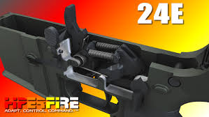 HiperFire HIPERTOUCH 24E Competition Version high precision fire control drop in Trigger .223 5.56 308 LR308 Ar 10 AR 15 M4 M16 Best Discount Wholesale AR Parts and Accessories Austin Texas USA