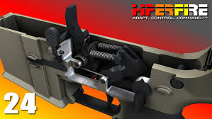 HiperFire HIPERTOUCH 24 Competition Version high precision fire control drop in Trigger .223 5.56 308 LR308 Ar 10 AR 15 M4 M16 Best Discount Wholesale AR Parts and Accessories Austin Texas USA