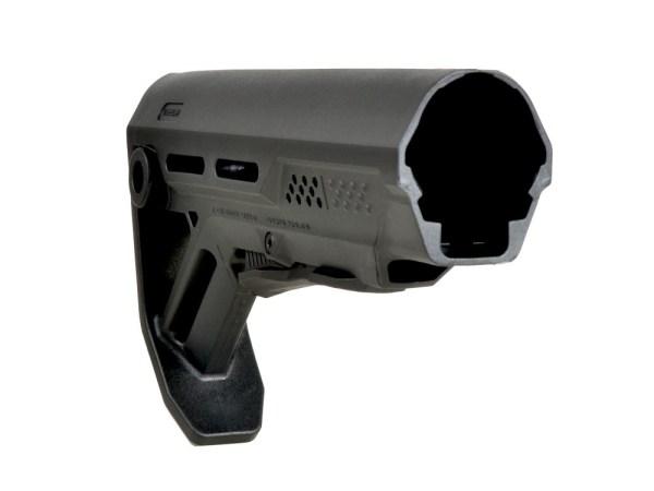 Viper MOD 1 Stock Mil Spec Black or Flat Dark Earth Strike Industries .223 5.56 AR 15 M4 M16 Best Discount Wholesale AR Parts and Accessories Austin Texas USA