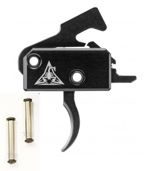 Rise Armament RA 140 SST Plus Pins Super Sporting Trigger Black Fallout AR 15 M16 M4 Best trigger available Austin Discount AR Parts and accessories Austin Texas