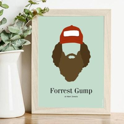 Mockup Forrest Gump